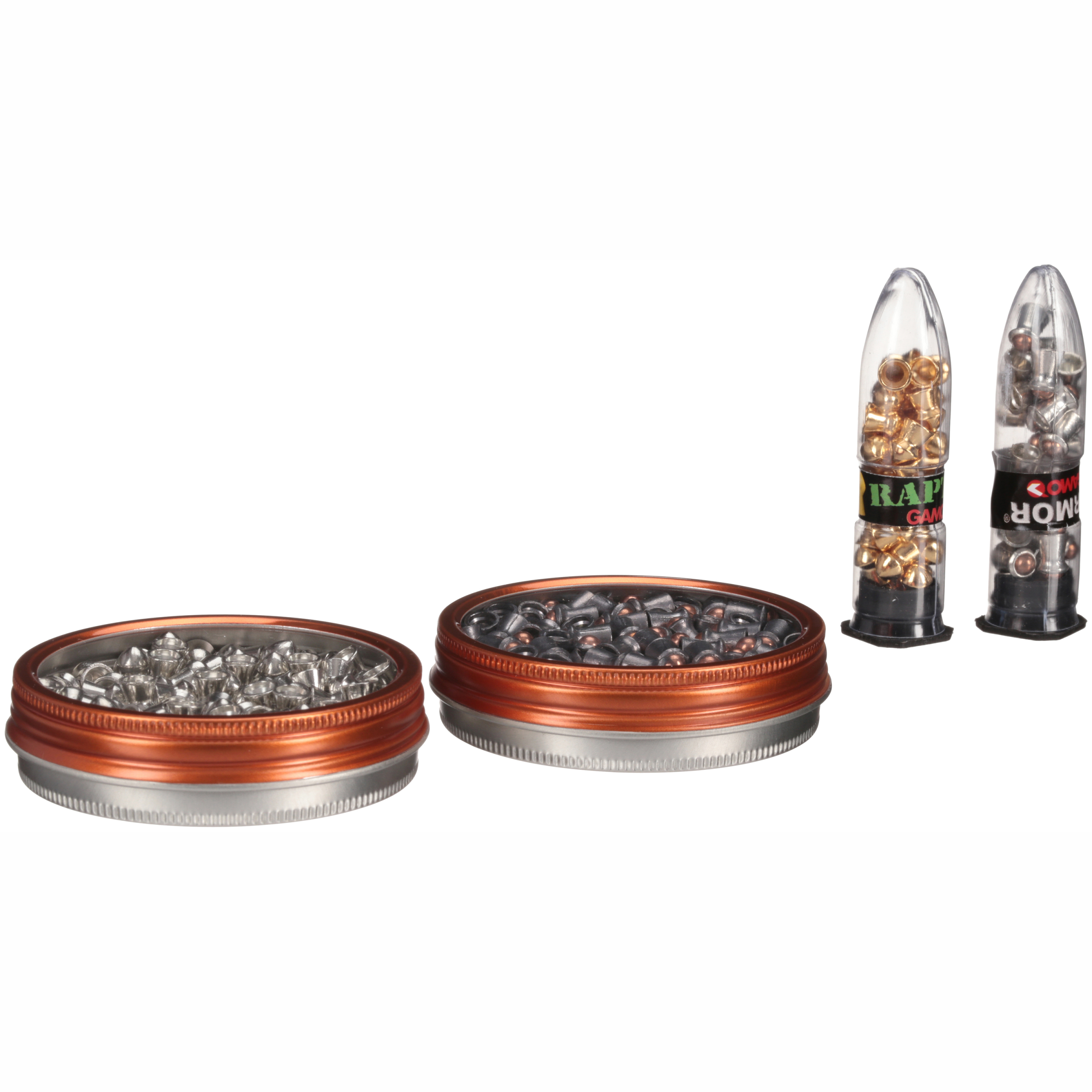 Gamo Combo Pack of Performance Pellets .22 Cal