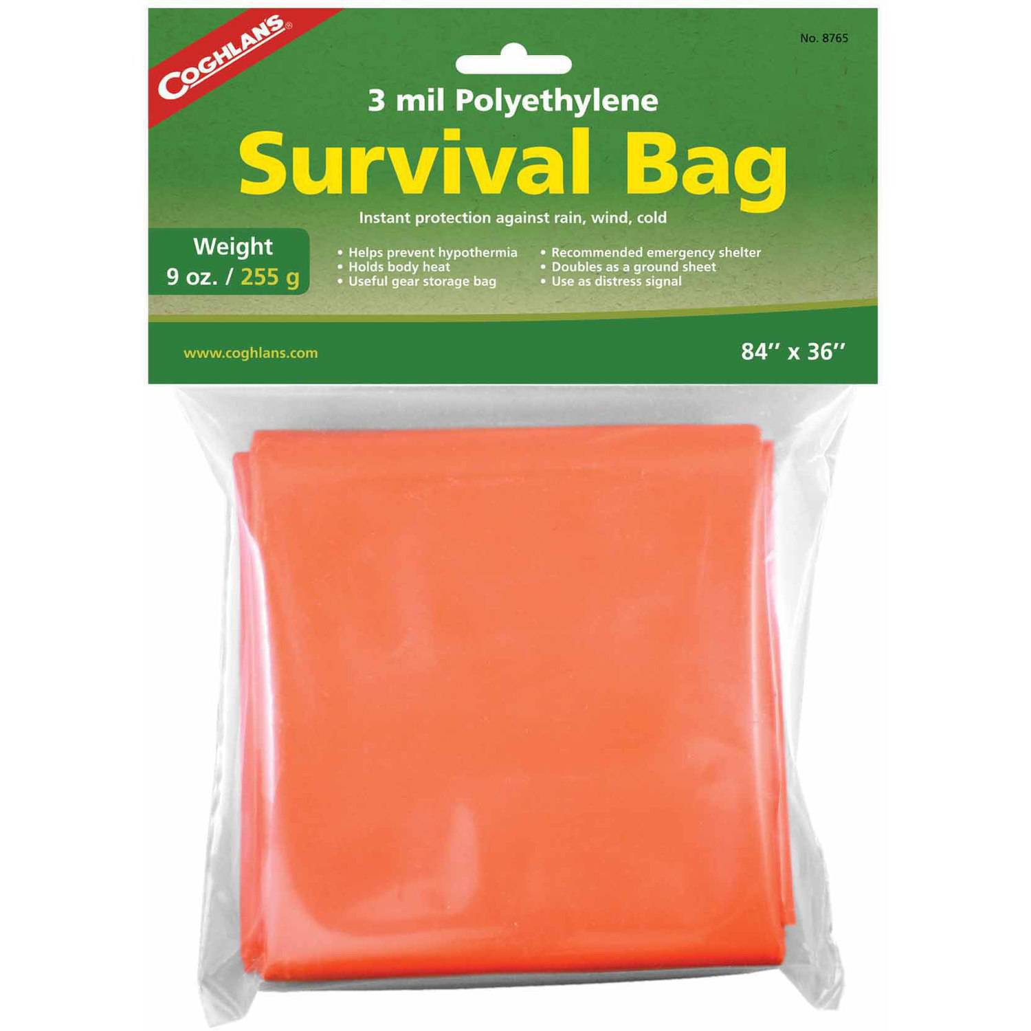 Coghlan's Survival Bag