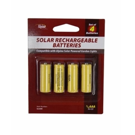 Replacement 2/3 AAA NI-CD Batteries - 120MAH ()