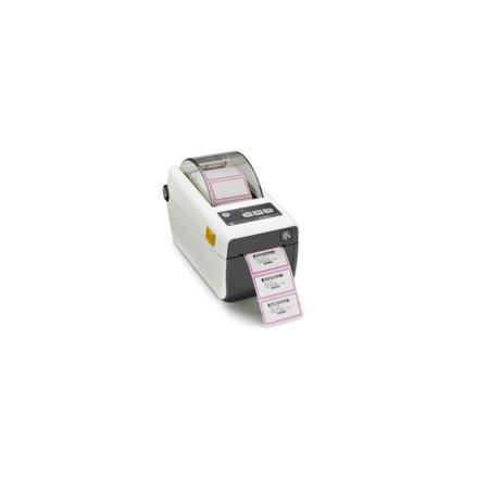 - Zebra ZD410 Direct Thermal 203dpi USB Wi-Fi BlueTooth BarCode Printer ZD41H22-D01W01EZ