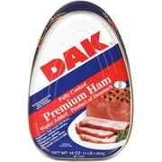 DAK Fully Cooked Premium Ham, 16 oz Can