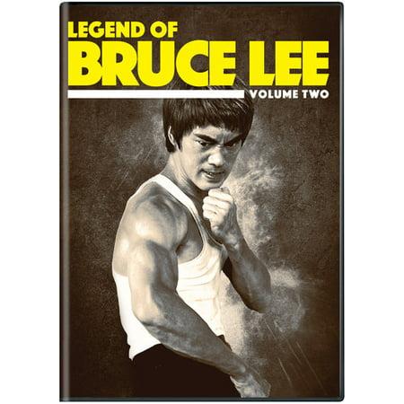 The Legend of Bruce Lee: Volume 2 (DVD)