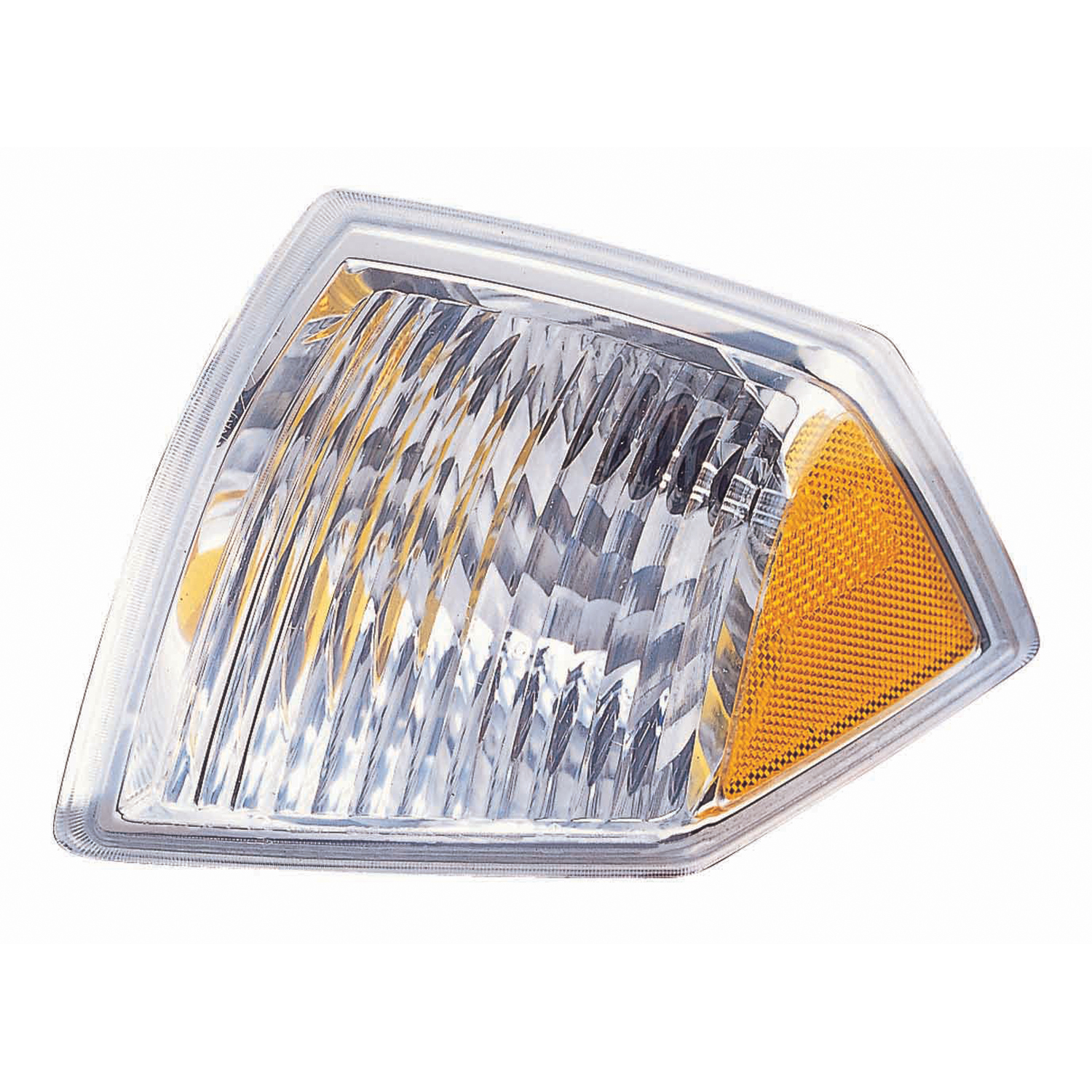 2007-2010 Jeep Compass  Aftermkt Driver Side Front Signal & ParkingLamp Lens & Housing 68000683AB
