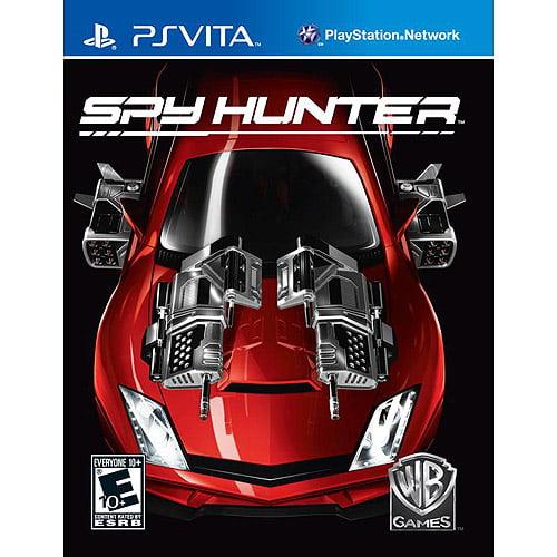 Spy Hunter (PS Vita)