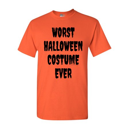 Funny Adult Halloween Pics (Worst Halloween Costume Ever Funny Adult T-Shirt)