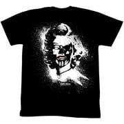 Marilyn Monroe Men's  Pretty Lady T-shirt Black