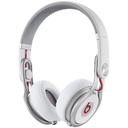 Refurbished Beats by Dr. Dre Mixr Over Ear Headphones - Walmart.com 91fa90dd0