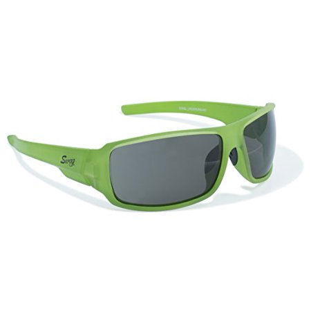 Green Wrap Arounds with Side Protection by Swag