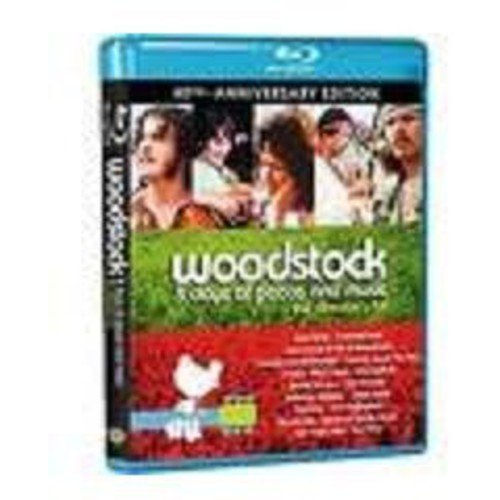 Woodstock: 3 Days Of Peace And Music (40th Anniversary Edition) (Blu-ray) (Widescreen)