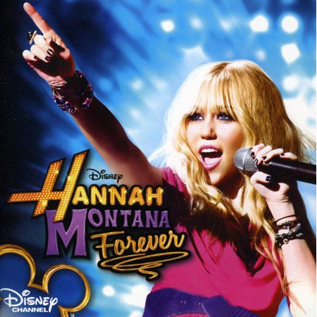 Hannah Montana Forever Soundtrack (CD)