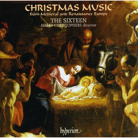 Christmas Music from Medieval Europe ()
