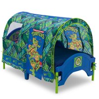 Delta Children Teenage Mutant Ninja Turtles (TMNT) Plastic Toddler Bed