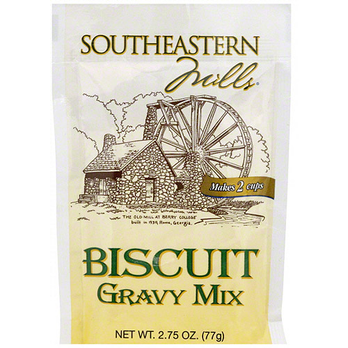 Southeastern Mills Biscuit Gravy Mix, 2.75 oz (Pack of 24)