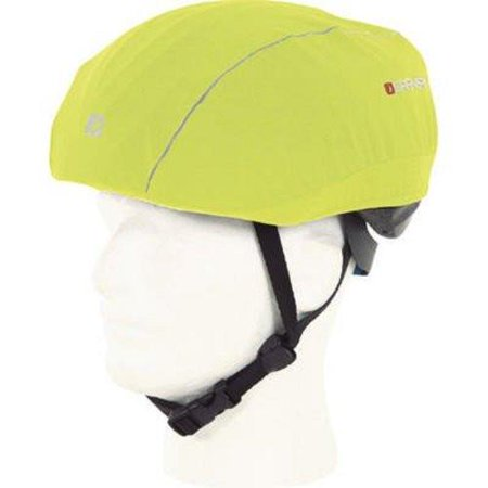 Louis Garneau H-Cover Bicycle Helmet Cover - 1083072 - Bright Yellow / S/M