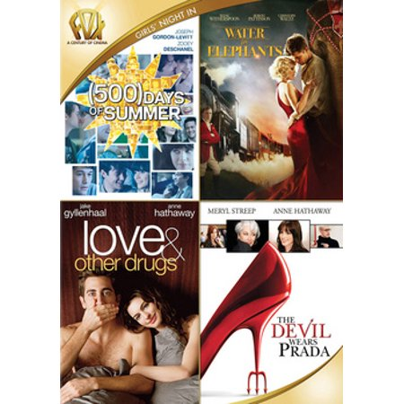 (500) Days of Summer / Water For Elephants / Love & Other Drugs / The Devil Wears Prada