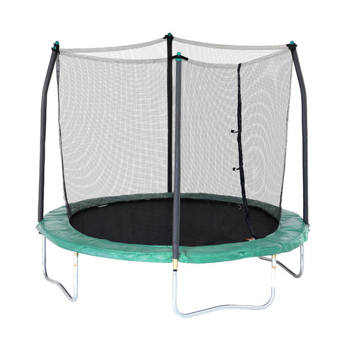 Skywalker Trampolines 8' Round Trampoline with Safety Enclosure