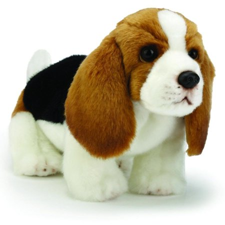 Basset Hound Small - Stuffed Animal by Nat and Jules (5004730230)](Halloween Basset Hound)