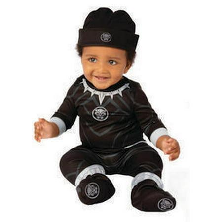 Black Rabbit Halloween Costume (Rubies Black Panther Infant Halloween)