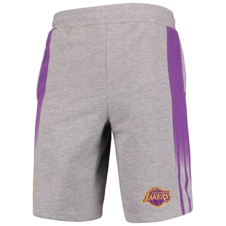 Los Angeles Lakers Comfort Shorts - Heathered Gray