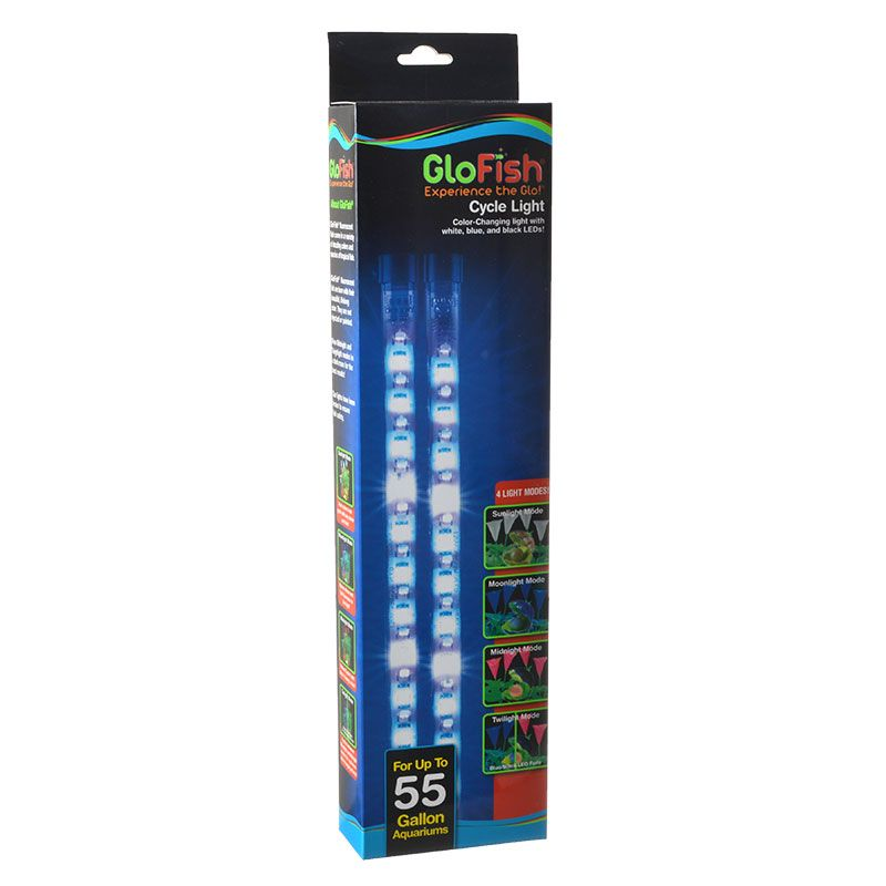 "Glofish Cycle Light 10"" Long - 2 Pack - (Aquariums up to 55 Gallons)"