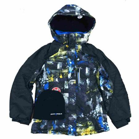 0e9f0aeec Zero Xposur - Zero Xposur Boys Insulated Puffer Jacket Winter ...