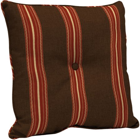 Better Homes And Gardens Deep Seat Pillow Back With On Outdoor Cushion Ribbon Stripe