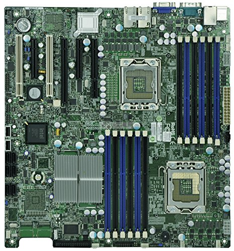 Super Micro X8DTI-F Xeon QUAD/DUAL-CORE Tylersburg Mother...