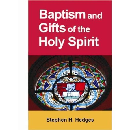 Baptism and Gifts of the Holy Spirit - eBook (Tiffany Baptism Gift)