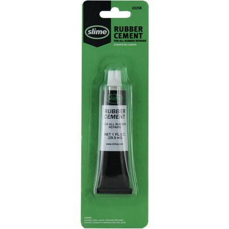 Slime 1051 A Rubber Cement 1 Oz Walmart Com