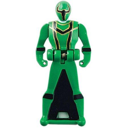 Power Rangers Super Megaforce Green Mystic Force Ranger Key 2.5