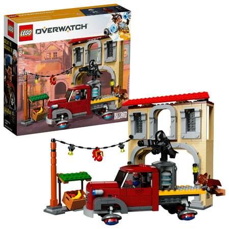 LEGO Overwatch Dorado Showdown 75972 (Best Lego Ever Built)
