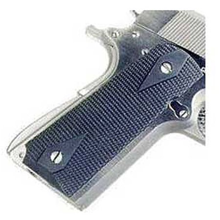 Pearce Grip, Rubber, Fits 1911 Government, Side Panel,