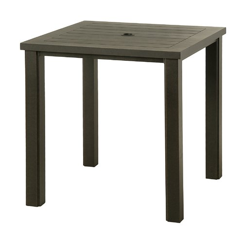 Latitude Run Sebrina Metal Bar Table