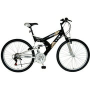 "26"" Titan Punisher Dual-Suspension Unisex All-Terrain Bike"