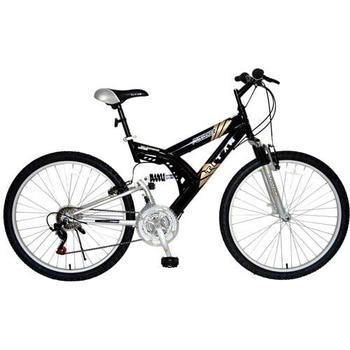 "26"" Titan Punisher Dual-Suspension Unisex All-Terrain Bike"