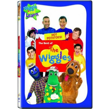 The Wiggles: Hot Potatoes! - The Best Of The Wiggles (Full Frame)