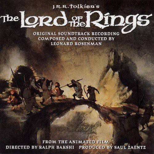The Lord Of The Rings Soundtrack