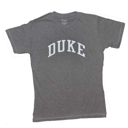 Duke Blue Devils T-shirt - Ladies By League - Midnight Heather Duke Blue Devils Ice