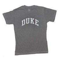 4084f1a42d6e7 Product Image Duke Blue Devils T-shirt - Ladies By League - Midnight Heather