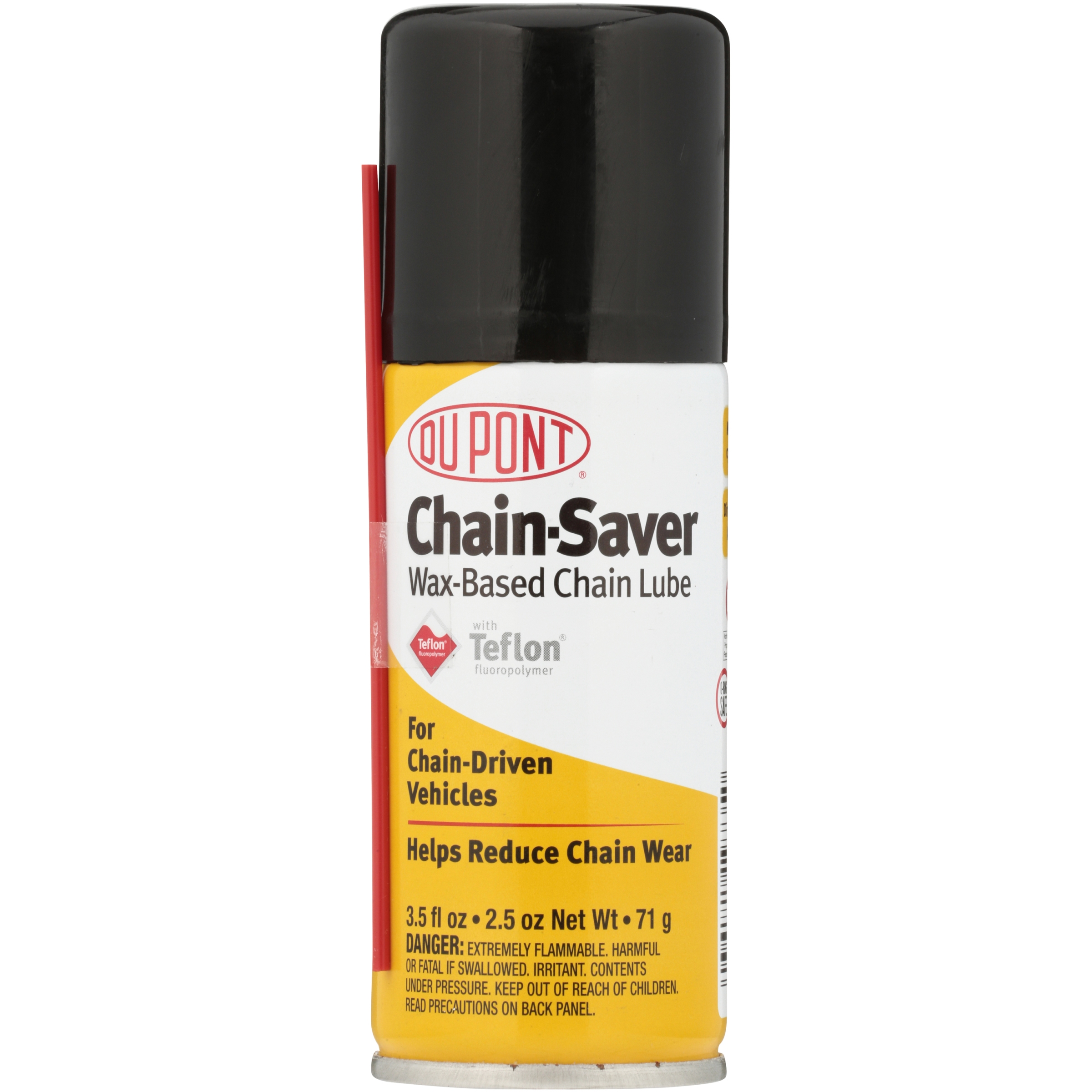 Dupont® Chain-Saver Wax-Based Chain Lube 3.5 fl. oz. Aersol Can
