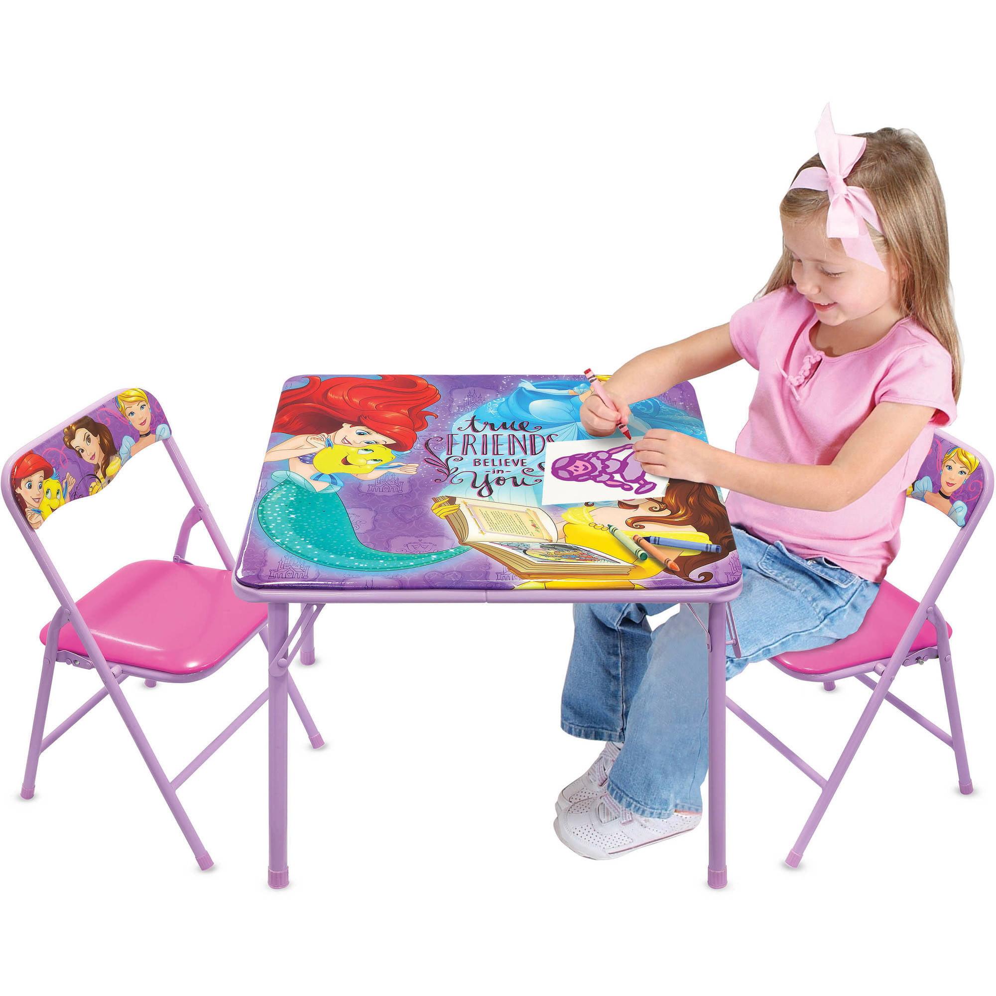 Kids Activity Tables