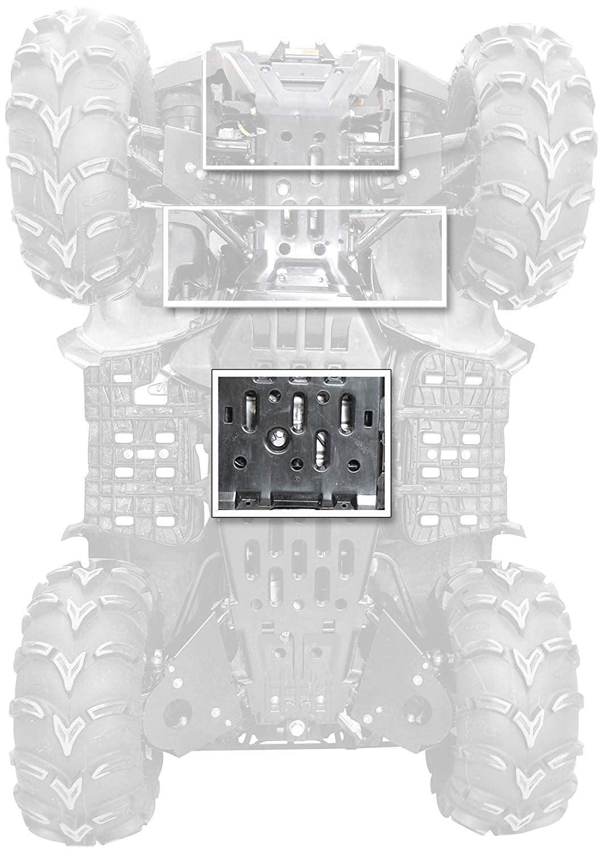 Kolpin 15-4590 Mount Kit Atv Plow-Suzuki King Quad