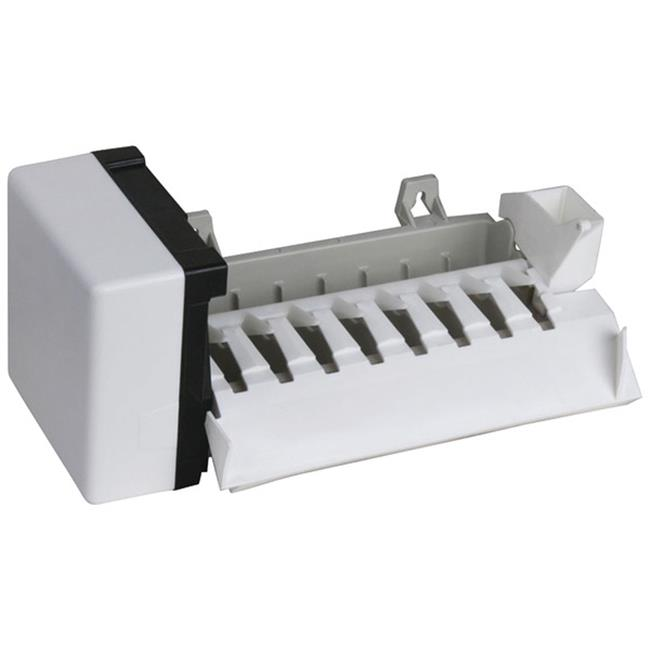 Exact Replacement Parts ER2198597 Ice Maker for Whirlpool Refrigerators - White
