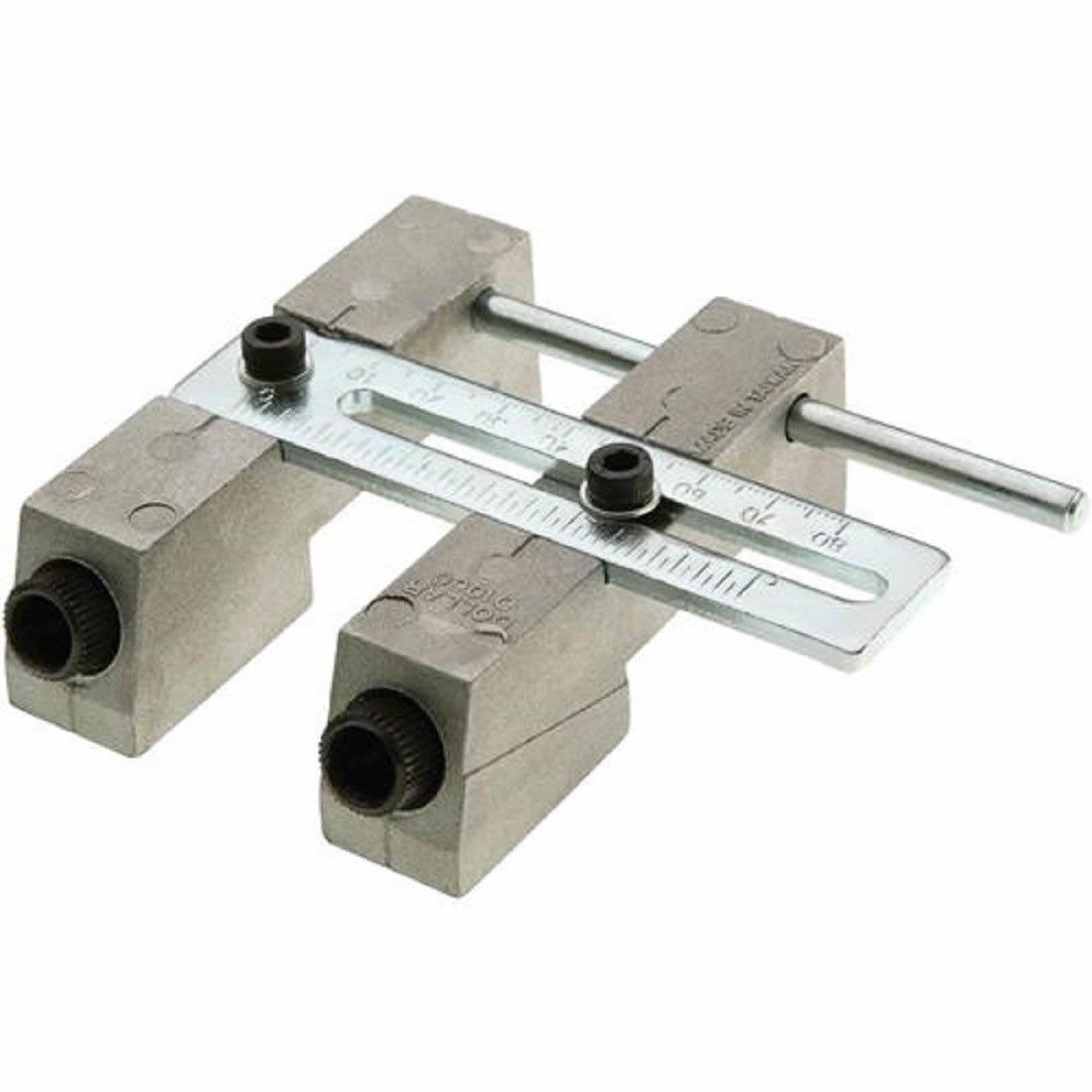 Woodworking Wood Pocket Hole Drill Guide Jig Tool Kit Poc...