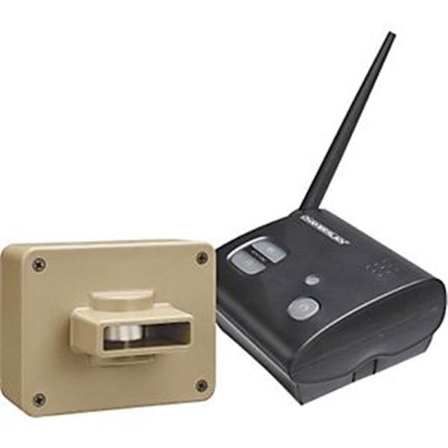 Chamberlain Consumer 485581 CWA2000 Wireless Motion Sensor Alarm