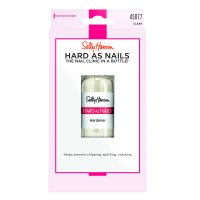 Sally Hansen Hard as Nails Nail Hardener, Clear