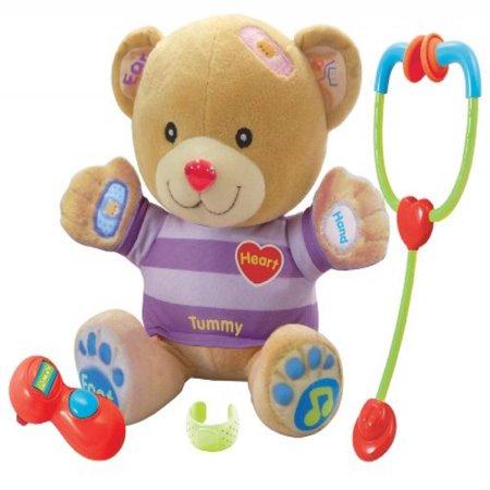 Vtech Care & Learn Teddy - Walmart.com