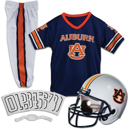 24dd0f3d1f8 Franklin Sports NCAA Auburn Tigers Uniform Set, Small - Walmart.com