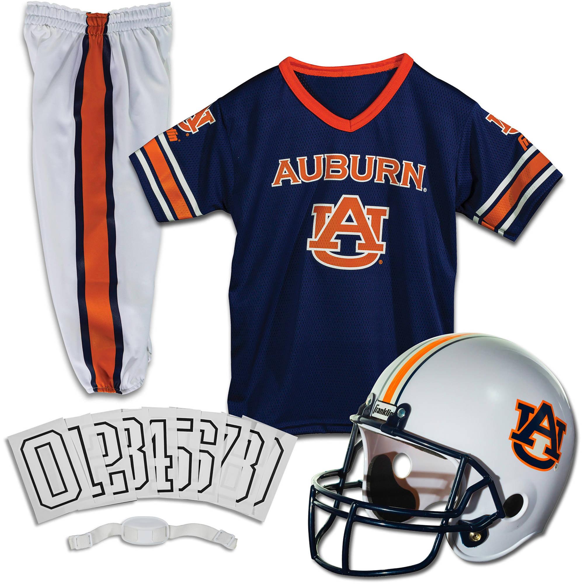 Franklin Sports NCAA Auburn Tigers Uniform Set, Small