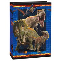 Large Jurassic World Gift Bag, 18 x 13 in, 1ct